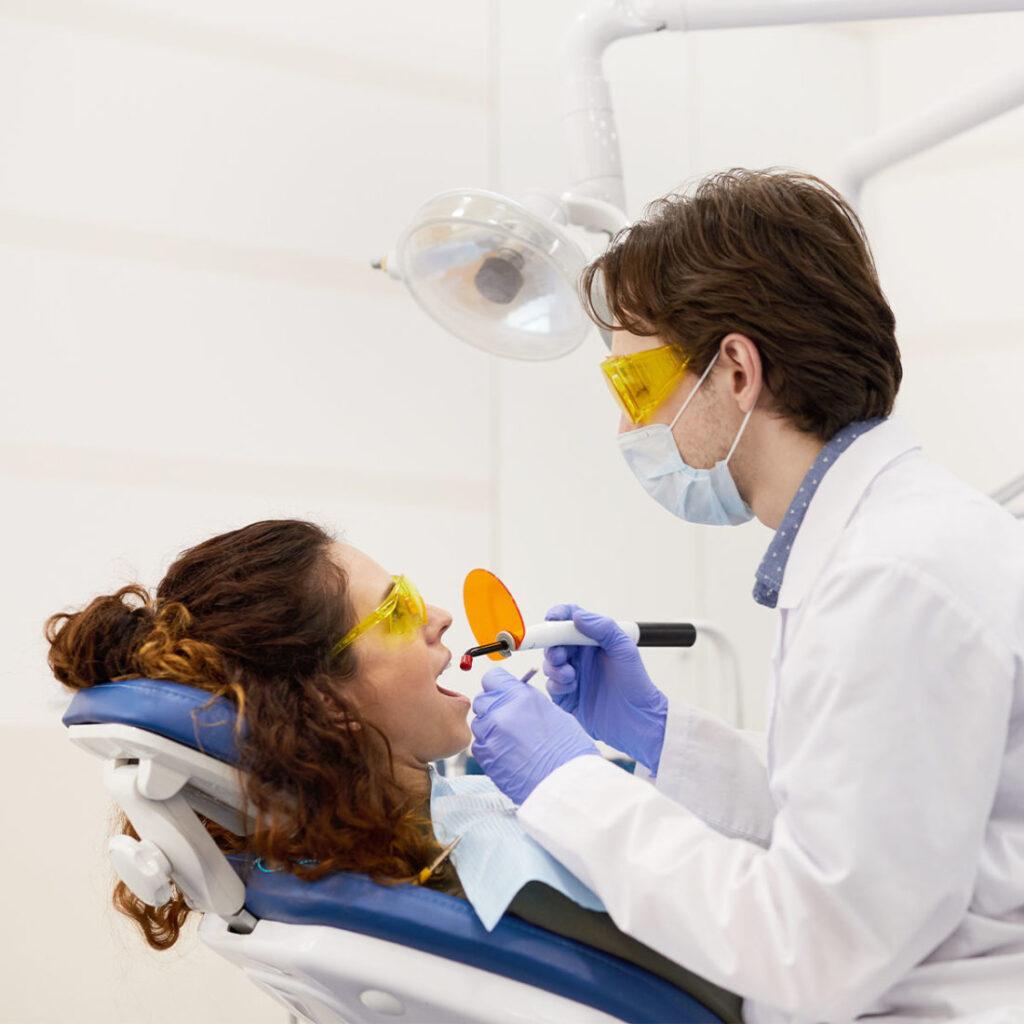 dental bonding in sw calgary
